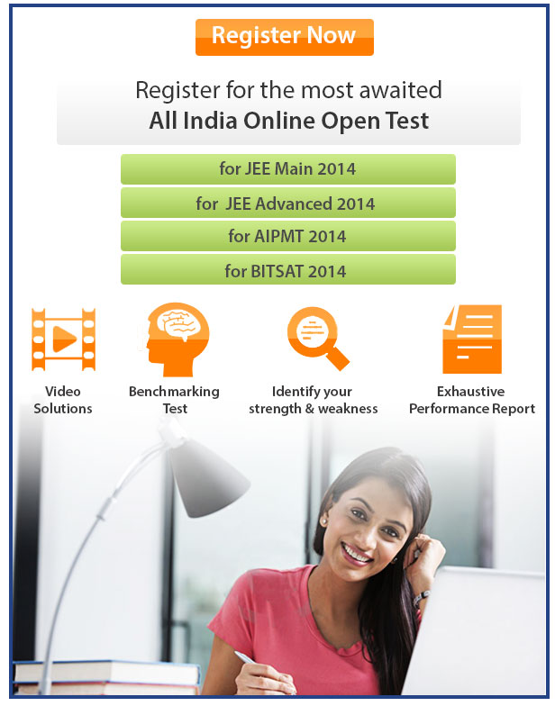 All India Online Open Test 2014