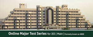 Online Major Test Series for JEE Main