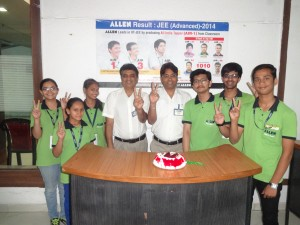 ALLEN'S 7 STUDENTS QUALIFIED FOR THE SECOND ROUND OF PRESTIGIOUS BAL SHREE AWARD