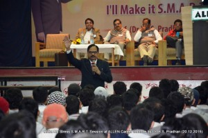 Make My Stress S.M.A.R.T. Session by Dr. B.S Pradhan