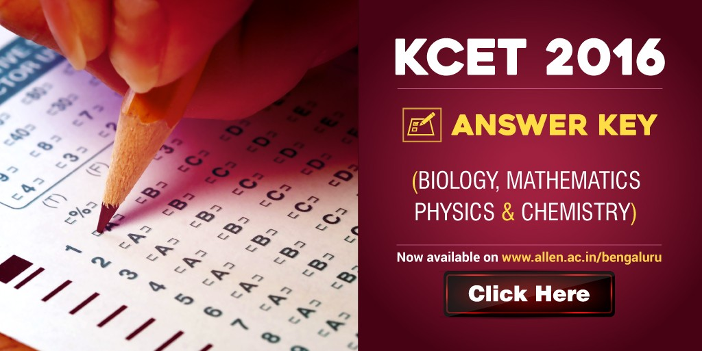 Kcet Previous Year Question Papers With Solutions Pdf