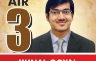 JEE Advanced‬ 2016 All India Topper (AIR-3) Kunal Goyal Interview