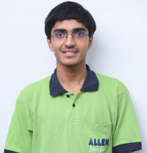 JEE Advanced‬ 2016 All India Topper (AIR-9) Gaurav Didwana