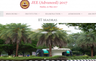 IIT-JEE Main & Advanced 2017 Registration, Exam & Result Dates announced