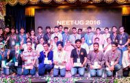 ALLEN Career Institute felicitated the All India Toppers of NEET-UG 2016