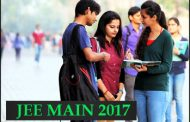 JEE Main 2017 Update: JEE Aspirants can make corrections in application form between 25th Jan to 3rd Feb