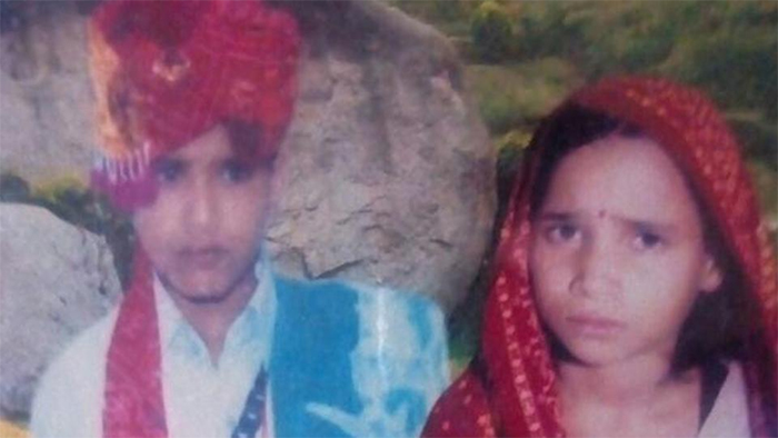 Rupa's Childhood Marriage Picture