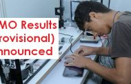 PRE RMO Results (Provisional) Announced. Download the region wise result lists