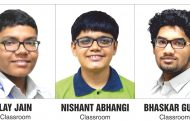 3 students of ALLEN Career Institute to Represent India in IPhO 2018
