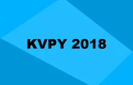 KVPY 2018 Admission Update: Exam Date, Application Form, Admit Card, Syllabus and Eligibility Criteria