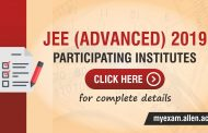 JEE (Advanced)-2019 Participating Institutes: Check Complete Information Here