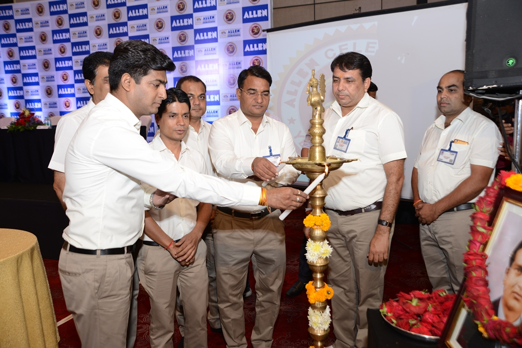 Inaugural Ceremony of ALLEN Pune