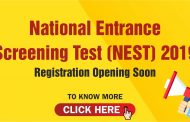 NEST 2019: Know all about Exam Dates, Application Form, Eligibility