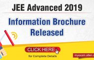 JEE Advanced 2019 Information Brochure Released: Check Important Dates