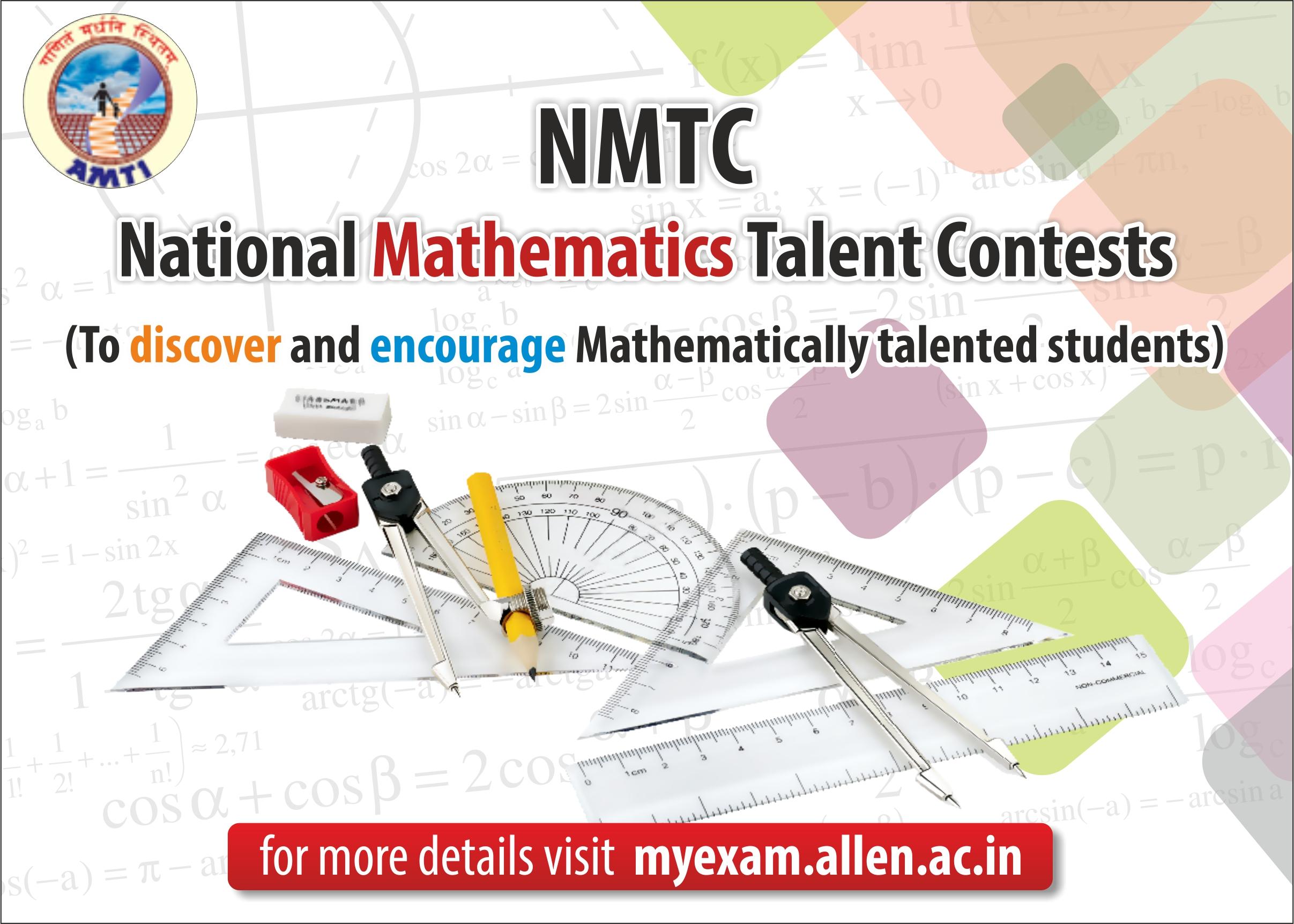 National Mathematics Talent Contents