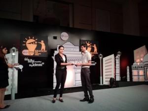 Allen student Jaswant wins at OLX Ideathon 2015