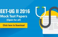 NEET UG‬-II 2016 ❝MOCK TEST PAPERS❞ (Open for All) by ALLEN Career Institute
