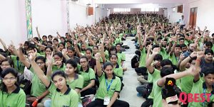 Brain Power Techniques Session by ALLEN Career Institute