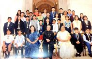 On the occasion of Children's Day, 3 students of ALLEN received National Child Award