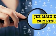 JEE Main 2017 Results, AIRs have been released at jeemain.nic.in. Check Cutoff Marks
