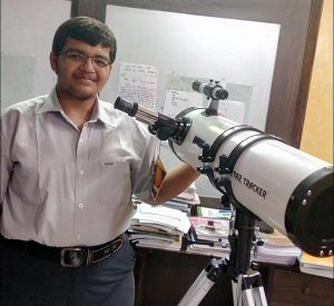ALLEN Student Lakshya Sharma