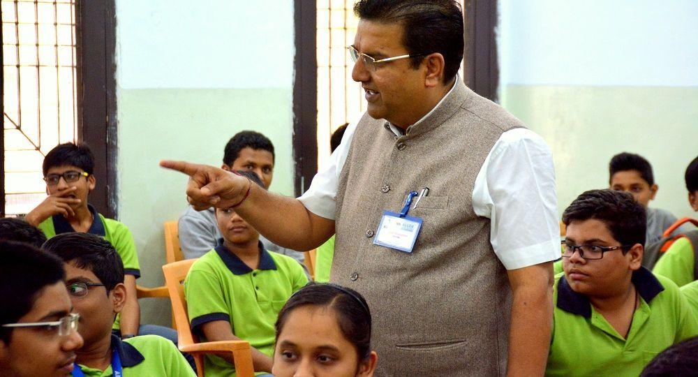 Rajesh Maheshwari Sir