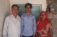 Mother a NREGA worker, Father a small farmer, now Baldev to become the first IITian in his Tehsil