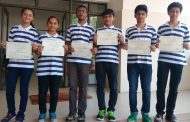 All 6 students to represent Team India in IJSO 2017 from ALLEN