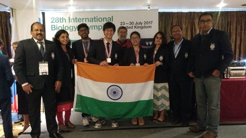 IBO 2017 Winners