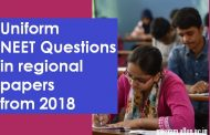 Uniform NEET questions in regional papers from 2018, says Sh. Prakash Javadekar, HRD Minister of India
