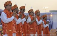 Thousands of students meditated through ALLEN's 'Bhakti ki Pathshala' Sanskar Mahotsav 2017