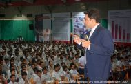 Lovely Professional University organised Seminar on Multiple Career Options at ALLEN Career Institute