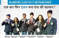Allen Career Institute's Students Bagged 4 Gold and 2 Silver Medals in IJSO-2017, Netherlands