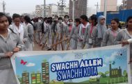 Allen Career Institute's 90,000 Students take responsibility to Clean Kota City