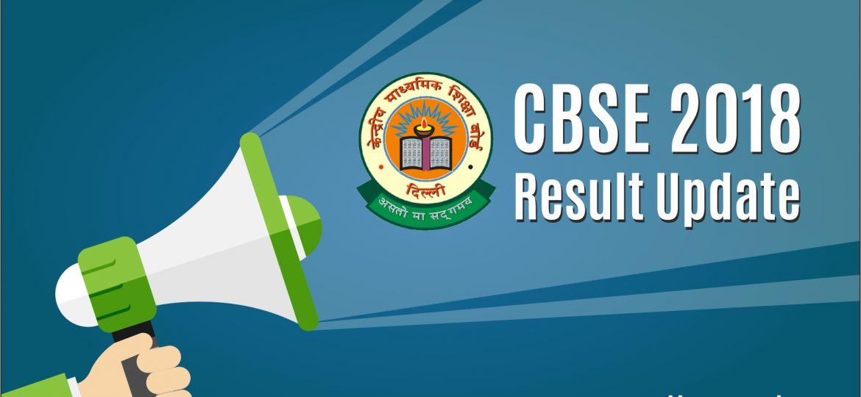 CBSE Result Update