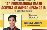 Student of ALLEN Career Institute to Represent Team India in IESO- 2018