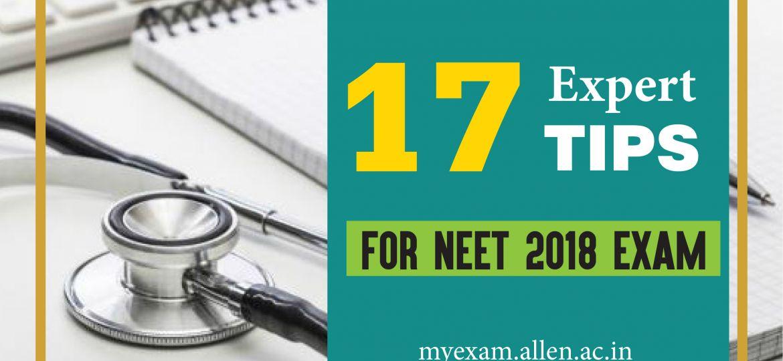 Neet Exam Tips