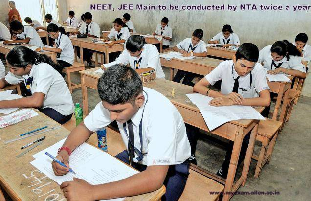 NEET, JEE Main to be conducted by NTA twice a year