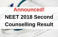 MCC declared NEET Allotment Result for Round-2