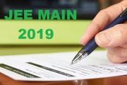 JEE Main 2019 Exam Date and Shift timing released