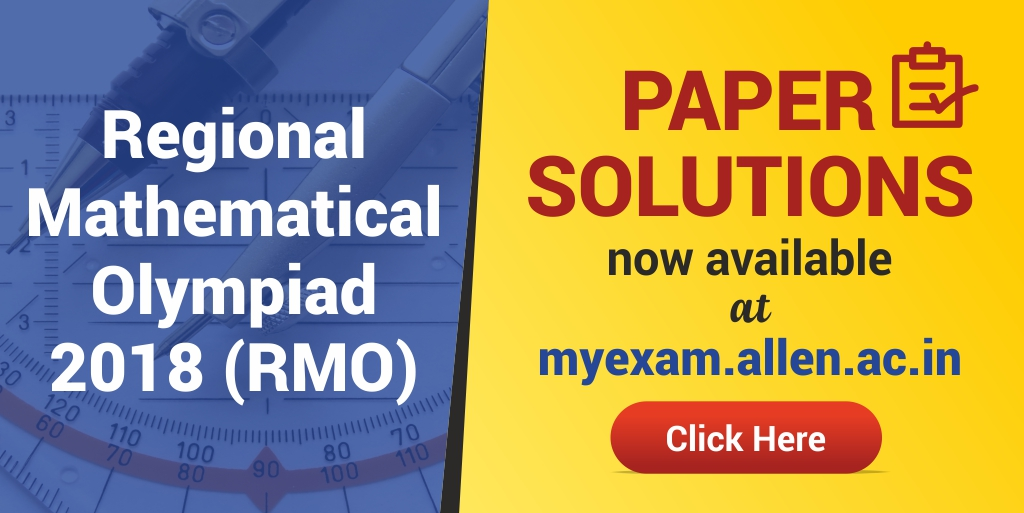 rmo 2018 paper solution