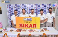 ALLEN Career Institute launches its center in Sikar
