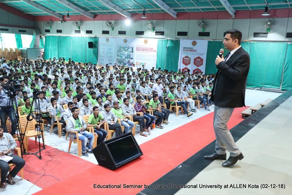 LPU Seminar in Allen