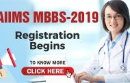 AIIMS MBBS 2019 Basic Registration Begins: Check Complete Information