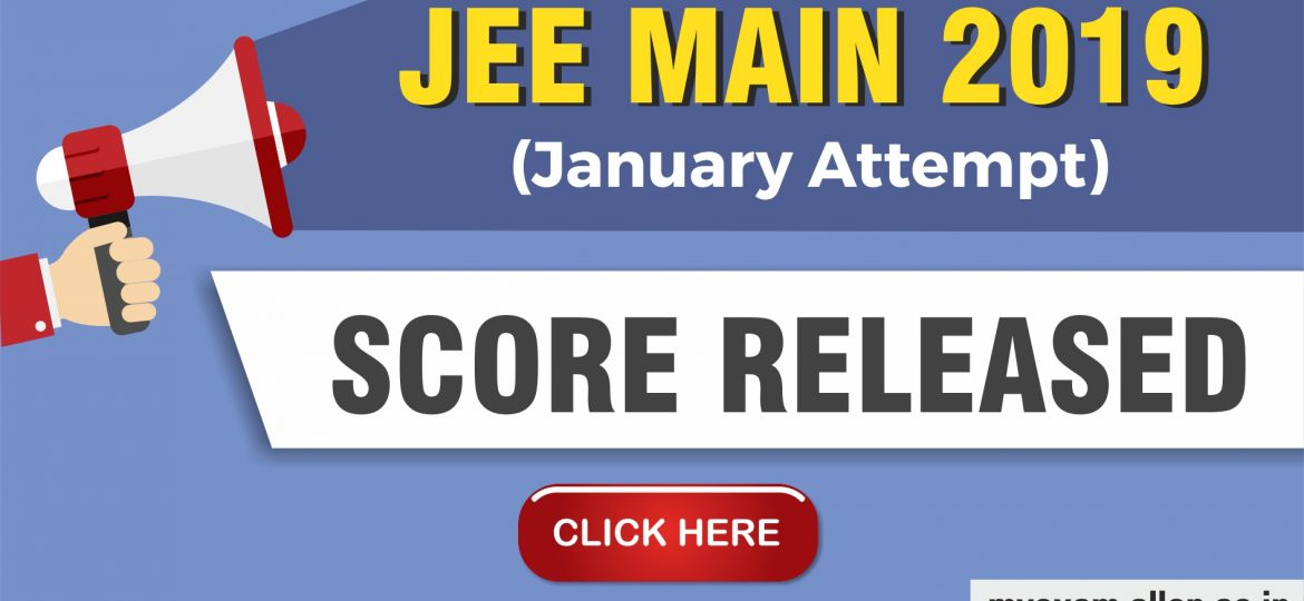 JEE Main 2019 Blog Post