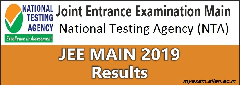 JEE-Main-2019-Result