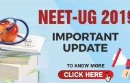 NEET (UG) 2019 Update : Changes in the EWS category can be done during online counselling