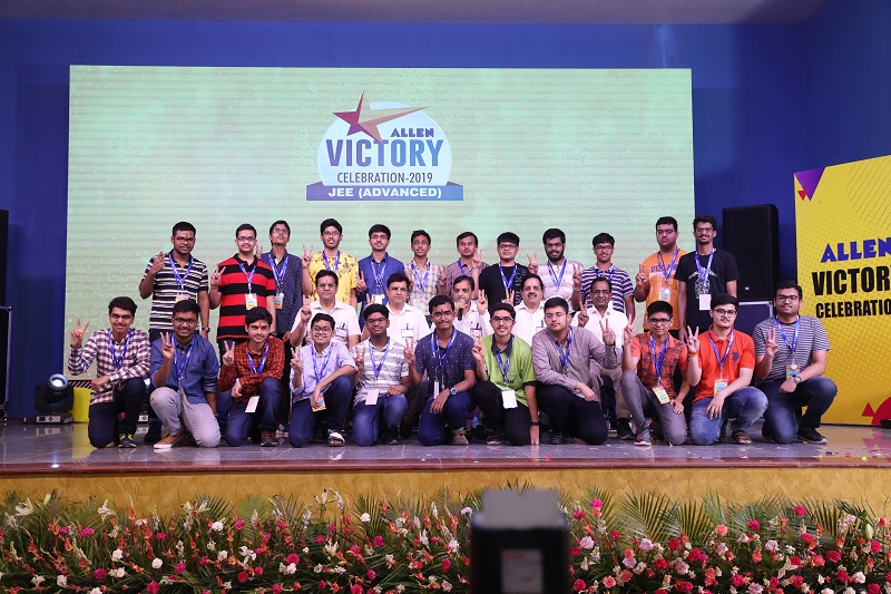 ALLEN VICTORY CELEBRATION 2019
