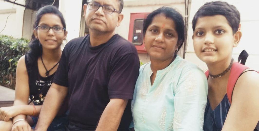 Riturima's Family Pic