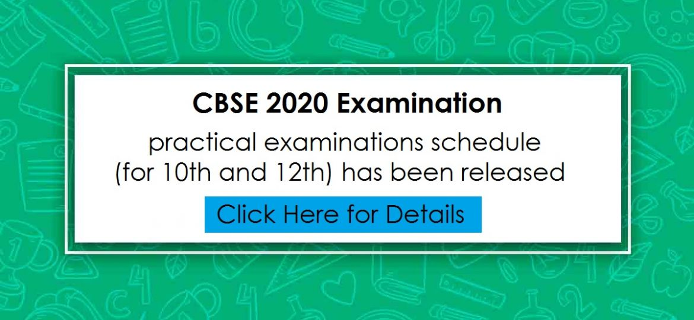 cbse exam schedules